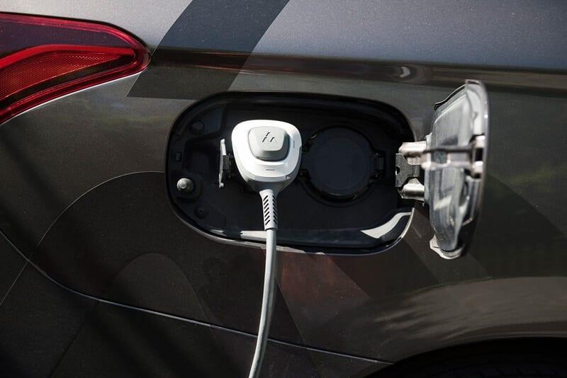 opladning af el-bil Hjørring