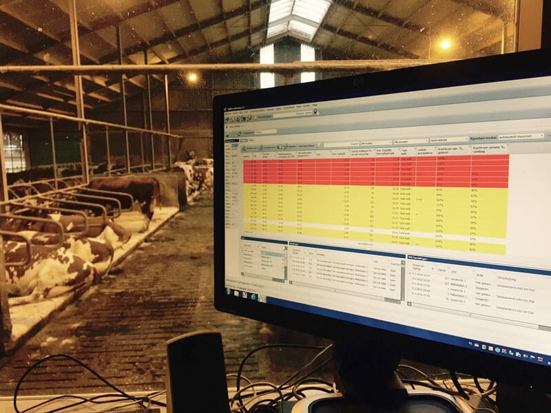 skærmovervågning landbrug Hjørring