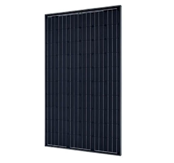 Growatt 1,5 kWp Monokrystallin solcelle